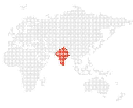 Toiminta-aluekartta_Intia