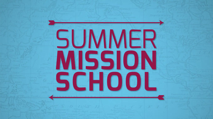 Summer Mission School -logo