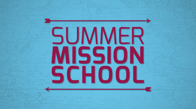 Summer Mission School  Logo