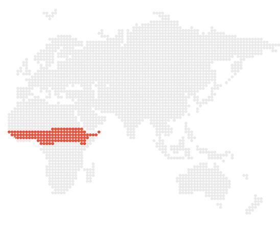 Toiminta-aluekartta_Afrikka