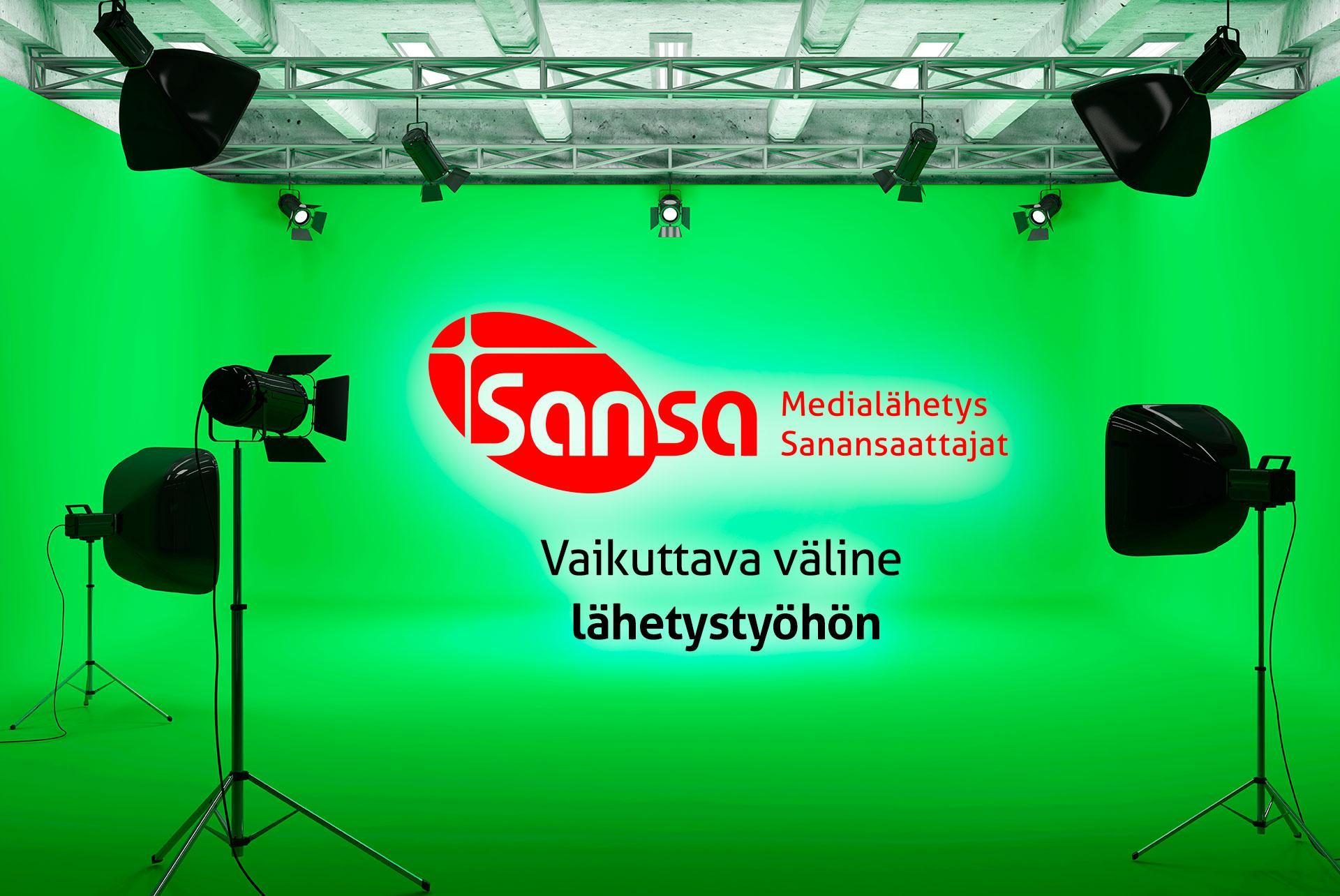 Sansa – Vaikuttava Väline Lähetystyöhön