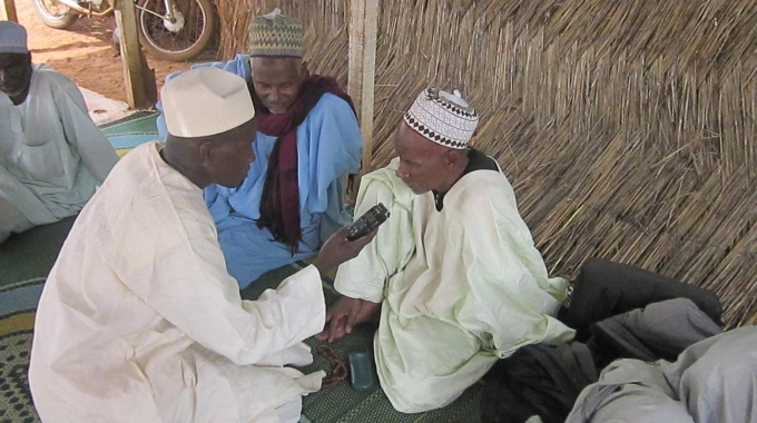 Ibrahim Kamerunista Valitsi Jeesuksen