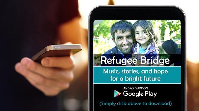 Mobiilisovellus Auttaa Pakolaisia