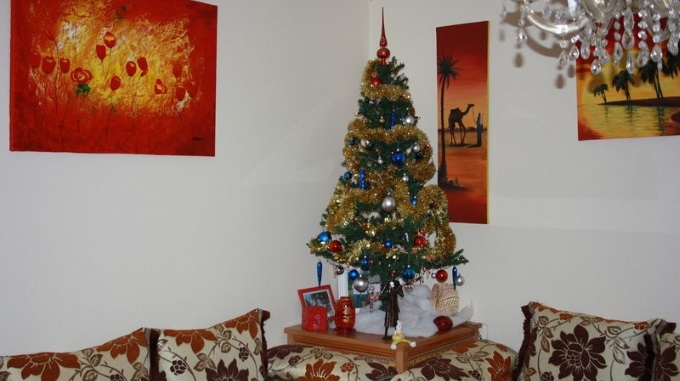 Marokkolaisen Perheen Erilainen Joulu