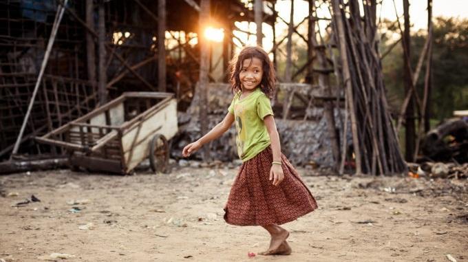 Kevätkeräys Kambodžaan Tuotti 32 000 Euroa