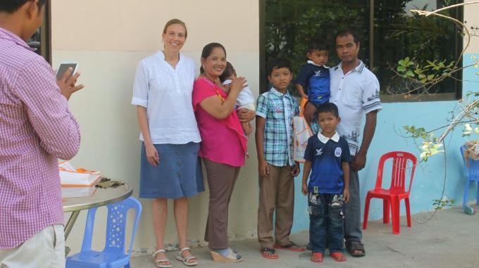 Kaksi Kuukautta Kambodžassa
