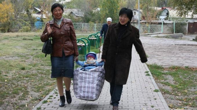 Sansan Uusin Kieli On Kazakstanissa Puhuttu Kazakki