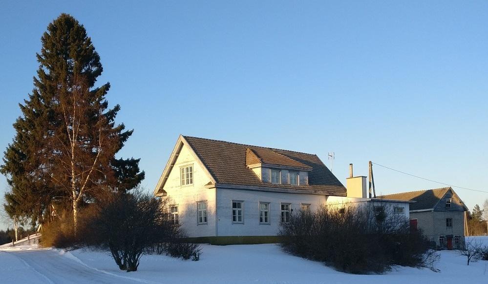 Vuorotteluvapaalla Etelä-Karjalan Lähetyspitäjässä