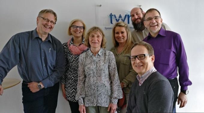 Sansan Lähetys- Ja Projektityöntekijöitä Oli Koolla Wienissä