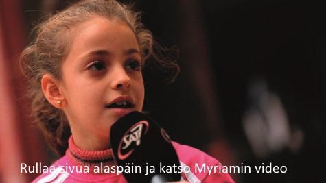 Yhteys Muodostettu – Lähi-idän Lapsille Toivoa Pelon Sijaan