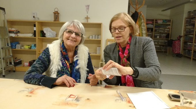 Ihmiskaupan Uhreja Auttavan Kätketyt Aarteet -ohjelman Idea Syntyi Ruotsissa