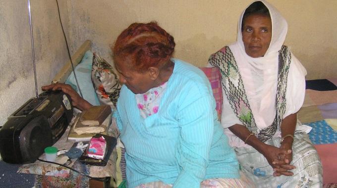 Radio Rohkaisee Eritrean Vainottuja Kristittyjä