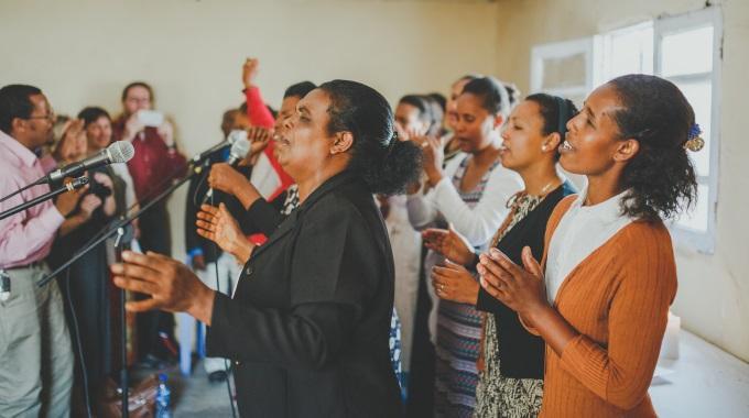 Eniten Kristittyjä On Nyt Afrikassa