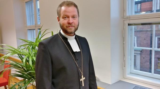 Piispa Teemu Laajasalo: Kirkon Tehtävä On Kertoa Jeesuksesta