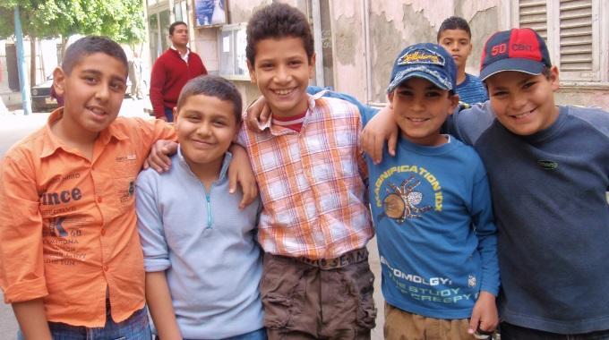 SAT-7 Kidsin Ohjelma Kilpailee Parhaan Lastenohjelman Palkinnosta