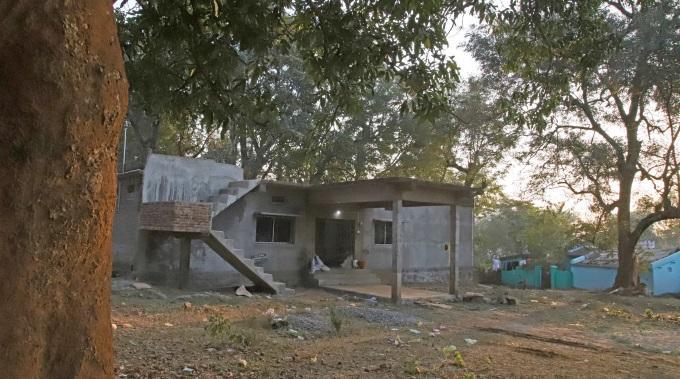 Koraputin Studio Intian Odishassa Valmistuu Tänä Vuonna