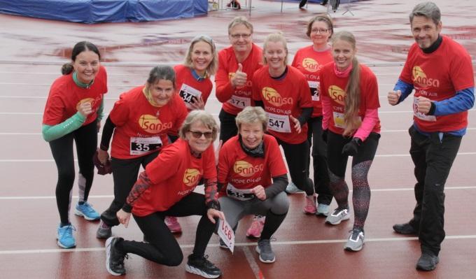 Run For Missions – Juostaan Lähetystyön Hyväksi!