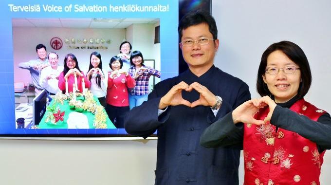 Kiinalaiset Kuuntelevat Avoimin Silmin -nuortenohjelmaa Jo Toisessa Polvessa