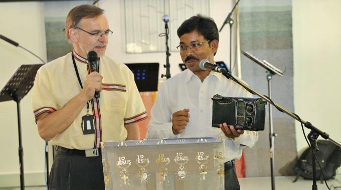 Yhdistetty Maahockey-turnaus Ja Herätyskokous Oli Menestys Intiassa