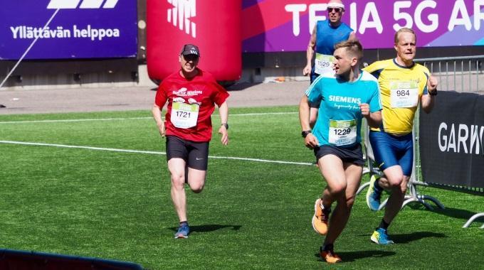 Tuomas Ukkonen Lähtee Maratonille Lähetystyön Hyväksi