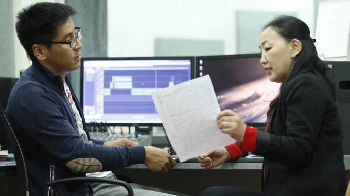 Nuortenohjelma Kuiskaus Tukee Terveystiedon Opetusta Mongoliassa