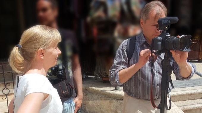 Messiaanista Mediatyötä Israelissa Esittelevä Tv-sarja Alkaa