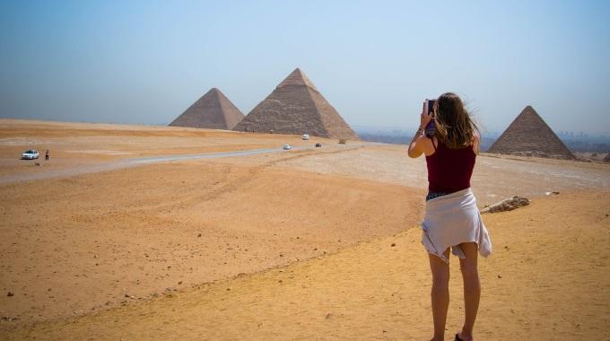 Lähde Marraskuussa Egyptin Aurinkoon!
