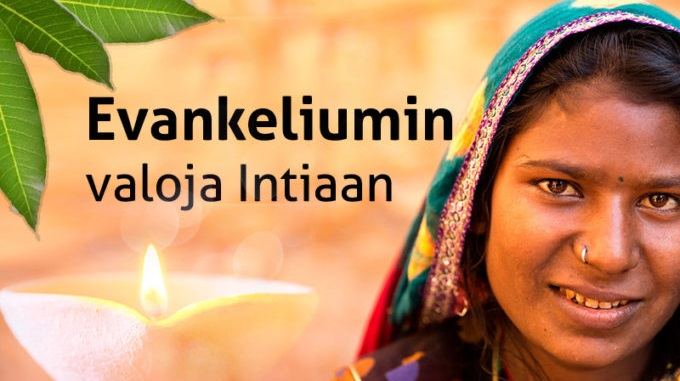 Joulukeräys: Katolla Loistava Tähti Johdattaa Hyviin Keskusteluihin Intiassa