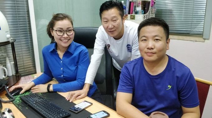 Sansan Tukema Mobiilisovellus Käyttöön Mongoliassa