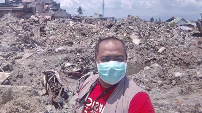 Auttamisen Indonesian Palussa Lasketaan Kestävän Vielä Yli Puolitoista Vuotta