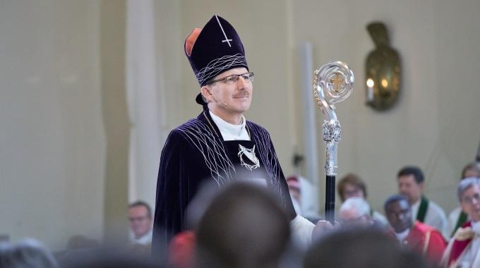 Piispa Jukka Keskitalo: Eläkää Rohkeasti Kristittyinä