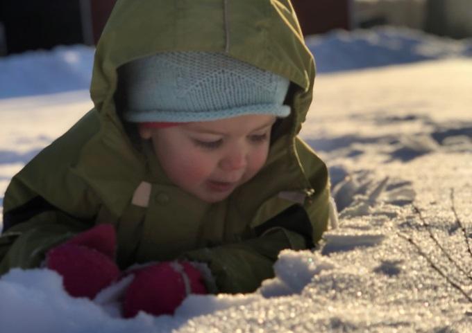 Oletko Käynyt Paikassa, Jossa Minä Säilytän Lunta?