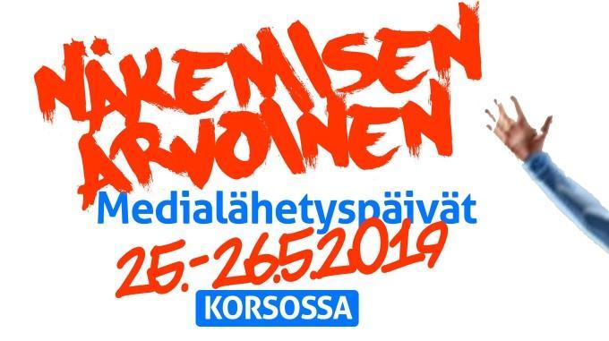 Medialähetyspäivät Vantaan Korsossa 25.–26. Toukokuuta Huipentuu Tanssimessuun