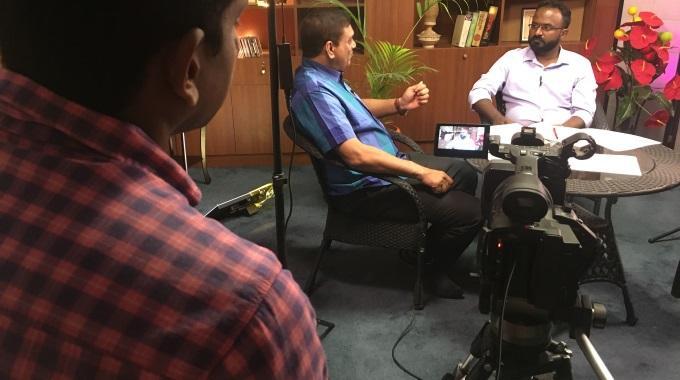 TWR-Intia Haluaa Vahvistaa Tv-työtä