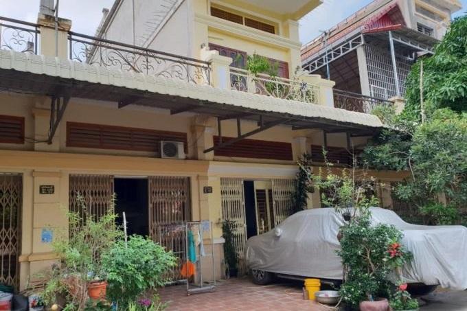 Yhteys Kambodžalaiseen Kotiin