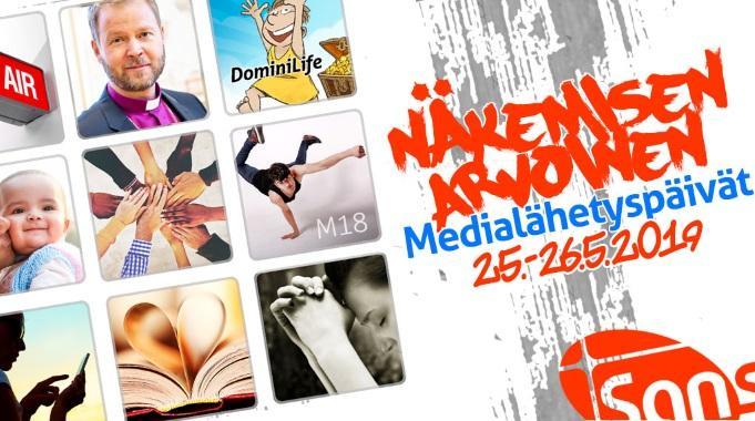 Medialähetyspäivillä Vantaan Korsossa 25.–26.5. Opitaan Raamatusta Ja Aasian Mediatyöstä