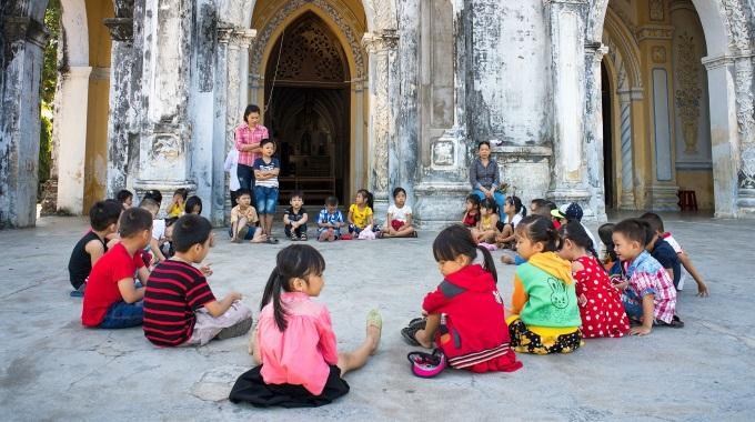 Vantaalla Unelmoidaan Kolmannen Vuosituhannen Kristillisestä Kirkosta