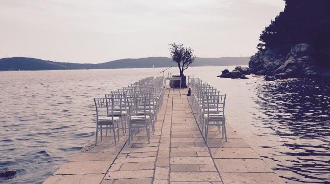 Naimisiin Kroatiassa