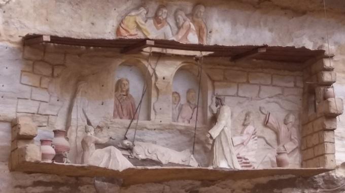 SAT-7 Ravitsee Egyptin Kristittyjä Ja Vahvistaa Uskoa