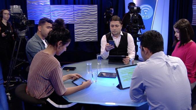 WiFi-ohjelmasarja Auttaa Iranilaisia Nuoria Lujaan Yhteyteen Jumalan Kanssa
