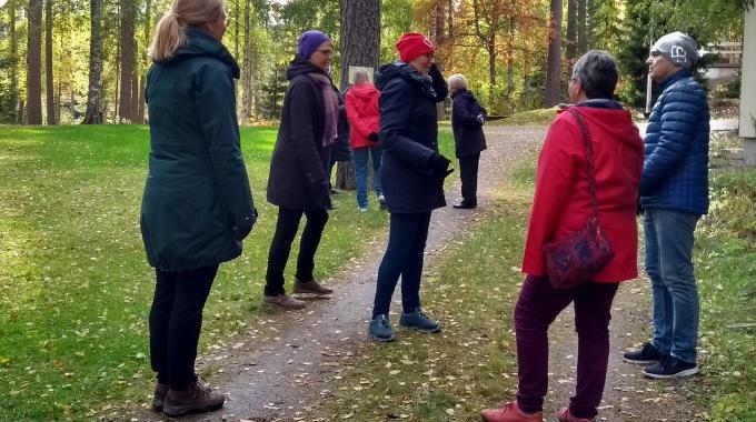 Toivoa Naisille -leiri Nokialla Tarjosi Tietoa, Toivoa Ja Täysihoitoa