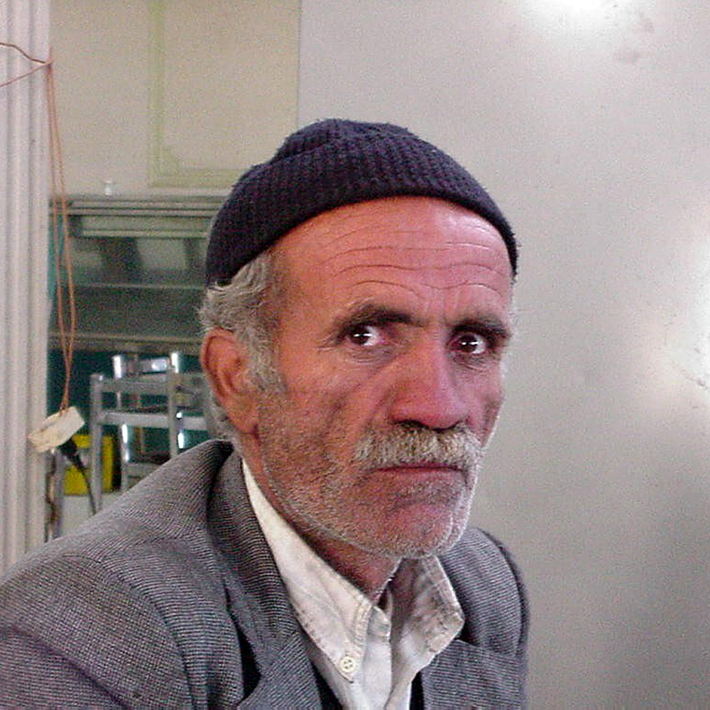 Palautteet Iran Mies