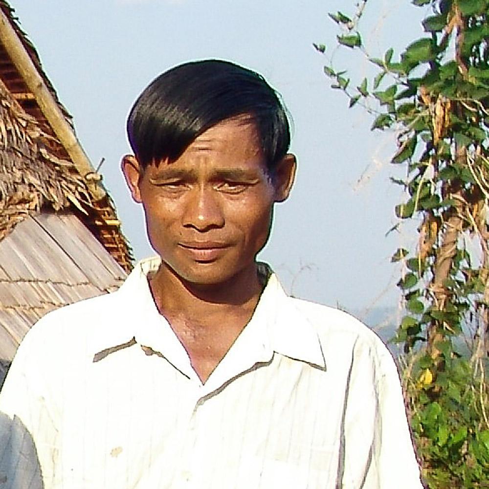 Palautteet Kambodza Mies