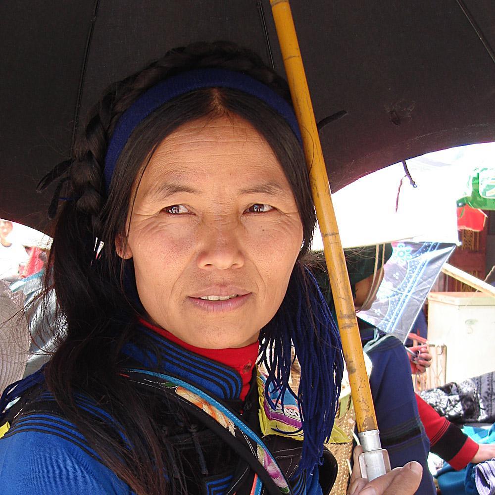 Palautteet Kiina Nainen