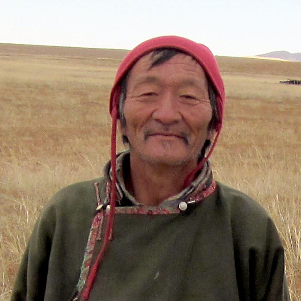 Palautteet Mongolia Mies