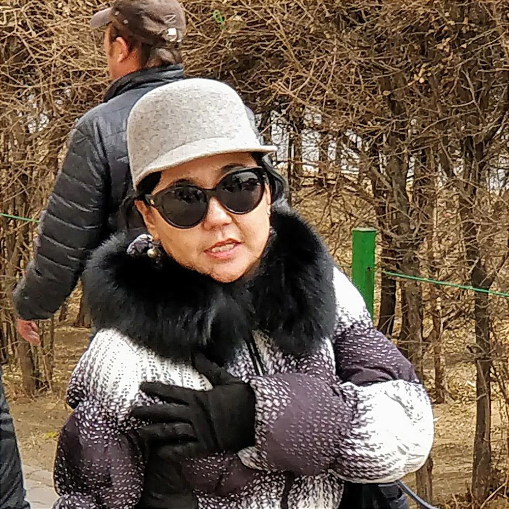 Palautteet Mongolia Nainen