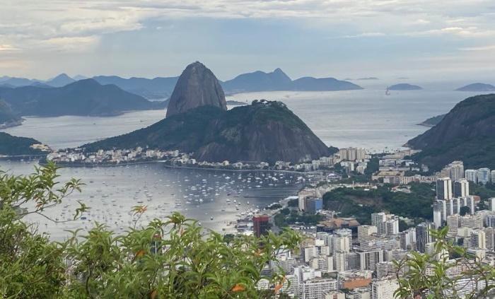 Brasiliassa Pandemian Aikaan