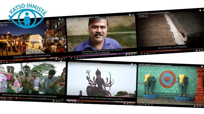 Katso Ihmistä: Kesäkuun Tarina Intiasta