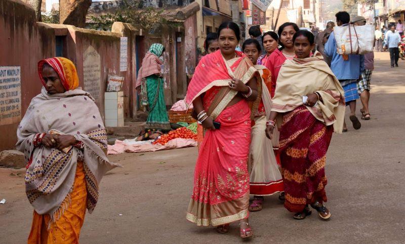 Intian Koronatilanne Ja Oma Hyväosaisuus