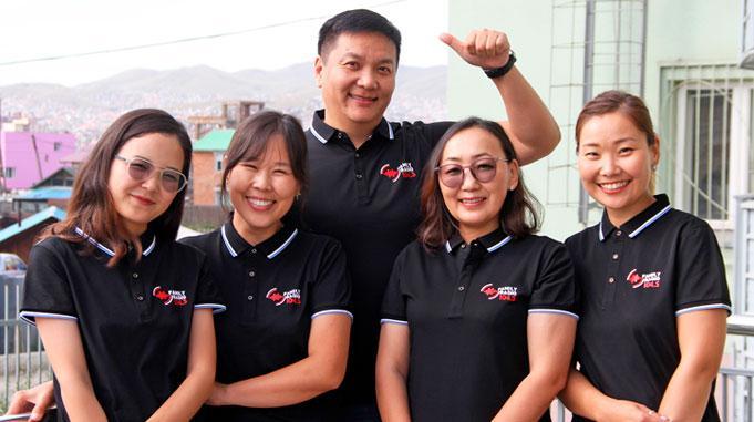 Echo Global -sovellus Koekäytössä Mongoliassa – Tavoitteena Vaikuttavampia Ohjelmia Yleisölle